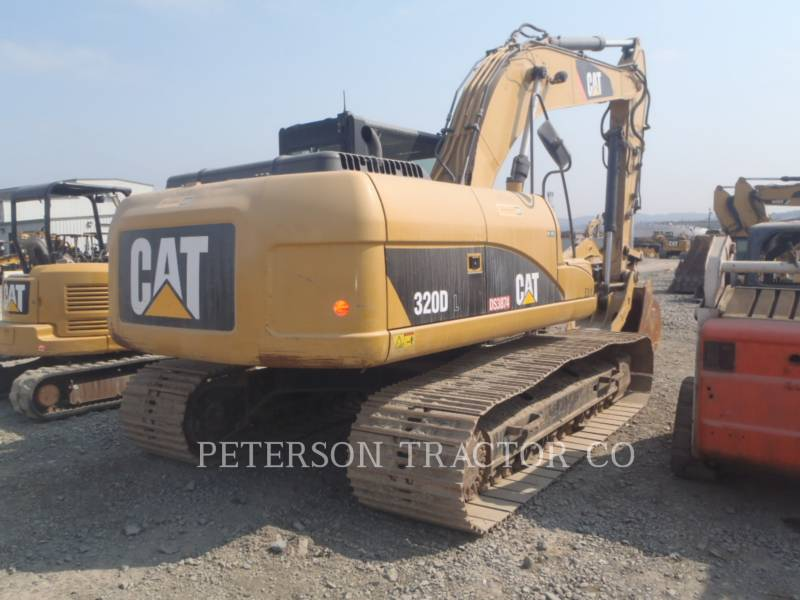 CATERPILLAR EXCAVADORAS DE CADENAS 320DL equipment  photo 3
