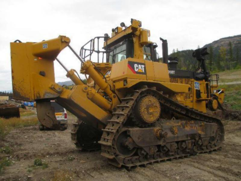 CATERPILLAR TRATORES DE ESTEIRAS D10T equipment  photo 3