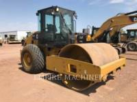 CATERPILLAR COMPATTATORE A SINGOLO TAMBURO VIBRANTE LISCIO CS-533E equipment  photo 4