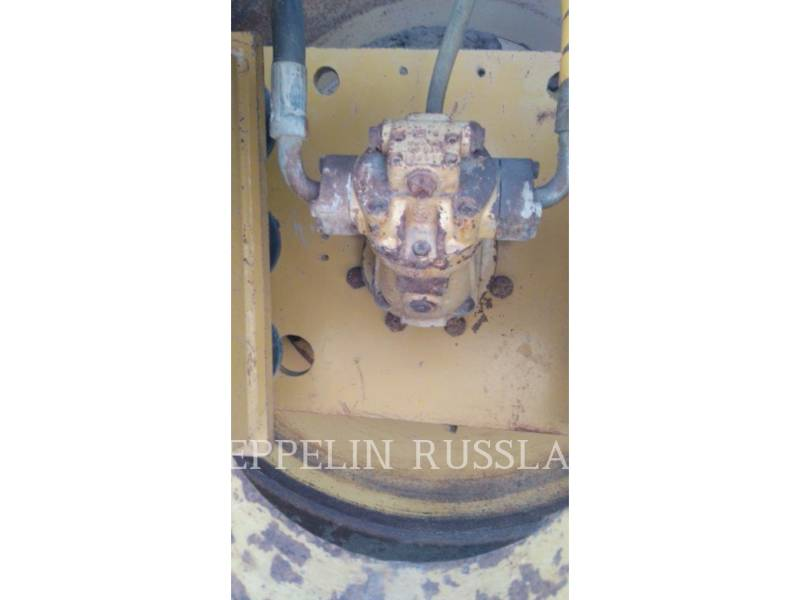 CATERPILLAR VIBRATORY SINGLE DRUM SMOOTH CS-583E equipment  photo 17