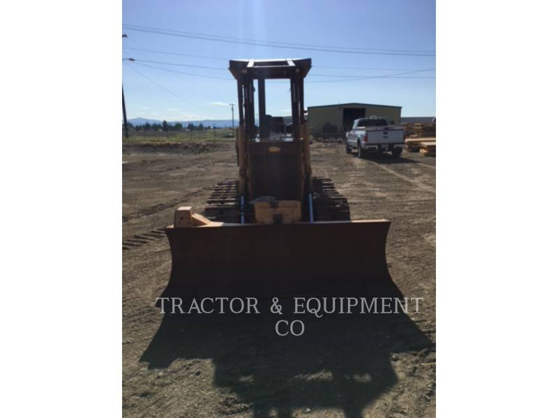CASE TRACK TYPE TRACTORS 450C equipment  photo 4