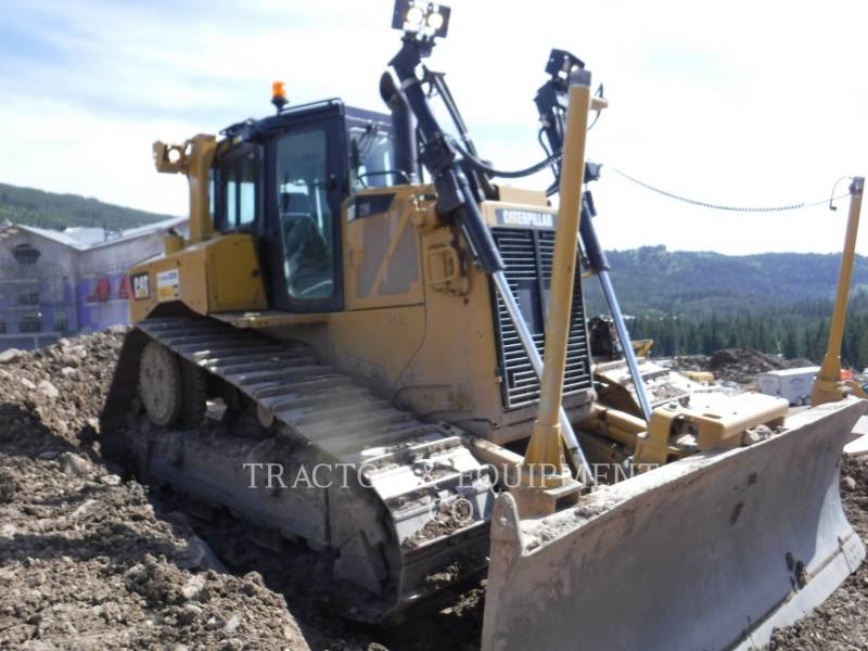 CATERPILLAR TRACTORES DE CADENAS D6T XWVPAT equipment  photo 6