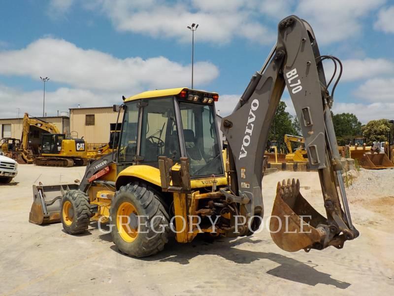 VOLVO RETROEXCAVADORAS CARGADORAS BL70 equipment  photo 7