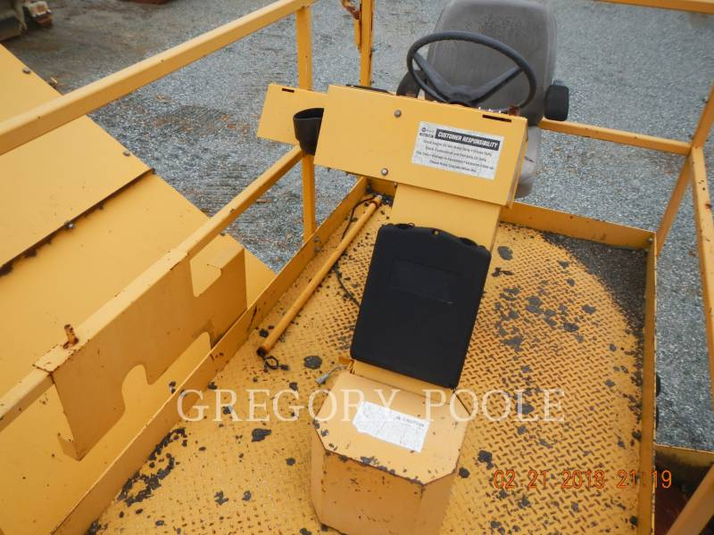 WEILER MISCELLANEOUS / OTHER EQUIPMENT E1250 equipment  photo 18