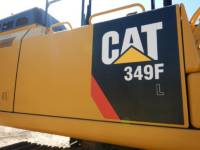CATERPILLAR PELLES SUR CHAINES 349FL equipment  photo 19