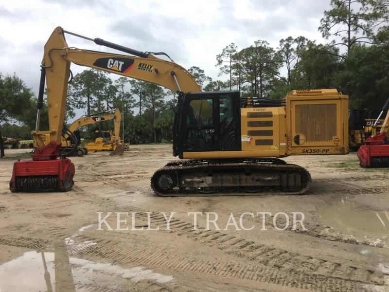 SUPERTRAK Forestal - Acuchillador/Astillador SK350 MX equipment  photo 2