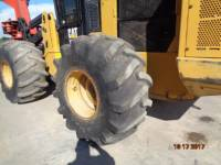 CATERPILLAR FORESTRY - FELLER BUNCHERS - WHEEL 563C equipment  photo 8