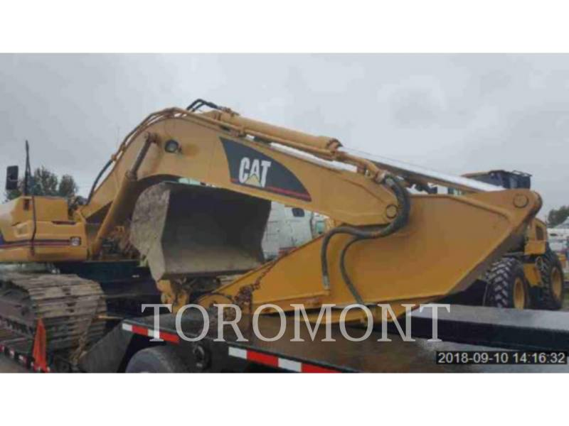 CATERPILLAR TRACK EXCAVATORS 320BL equipment  photo 5