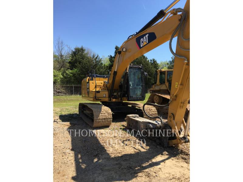 CATERPILLAR TRACK EXCAVATORS 323F equipment  photo 2