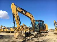 CATERPILLAR TRACK EXCAVATORS 316EL THB equipment  photo 1