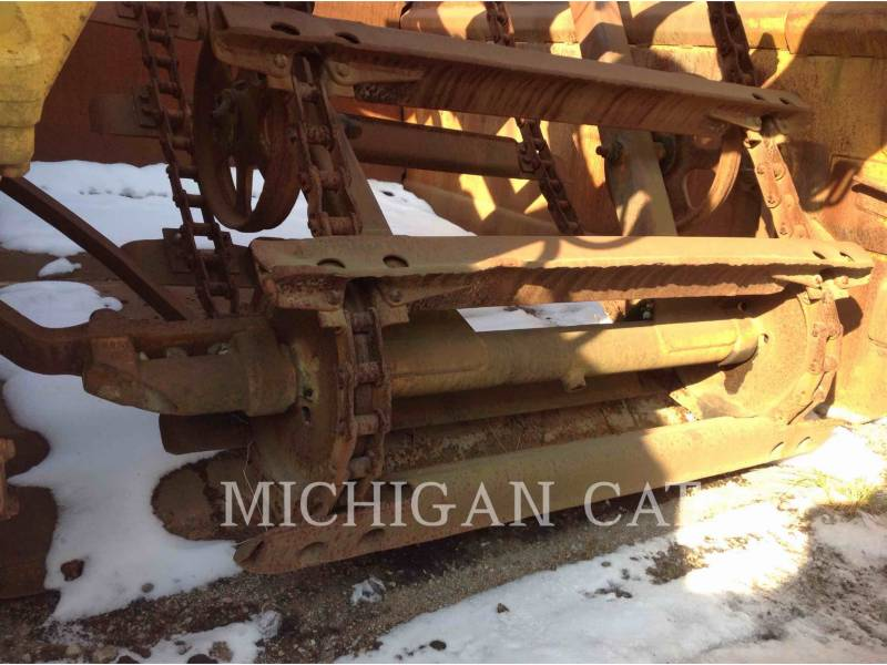 CATERPILLAR WHEEL TRACTOR SCRAPERS 613 equipment  photo 12