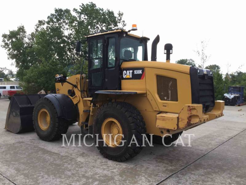 CATERPILLAR PALE GOMMATE/PALE GOMMATE MULTIUSO 938K equipment  photo 4