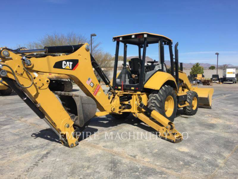 CATERPILLAR BACKHOE LOADERS 420F2 4EO equipment  photo 1