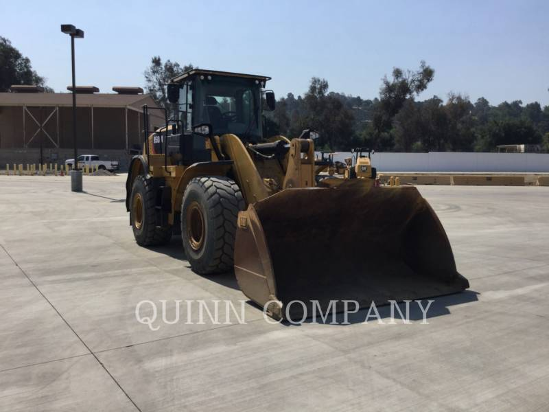 CATERPILLAR CARGADORES DE RUEDAS 950M equipment  photo 5