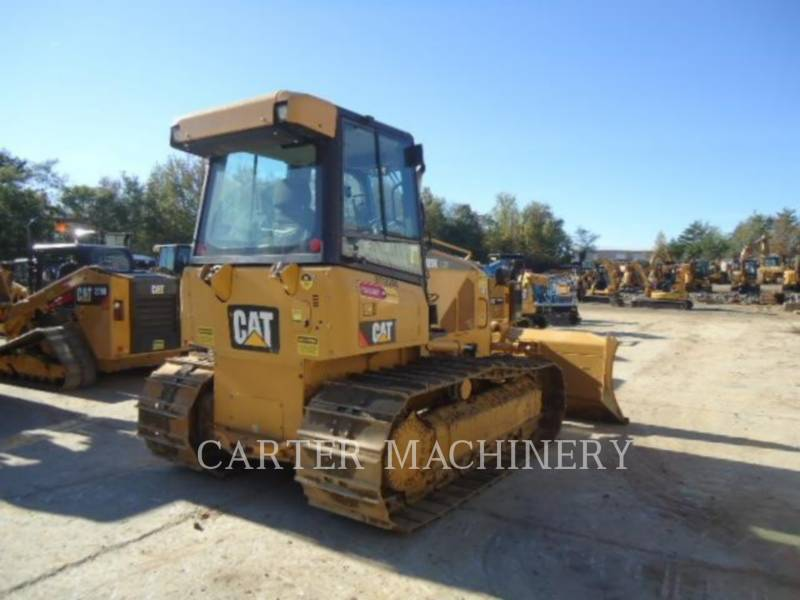 CATERPILLAR TRACTEURS SUR CHAINES D 5 K LGP equipment  photo 4