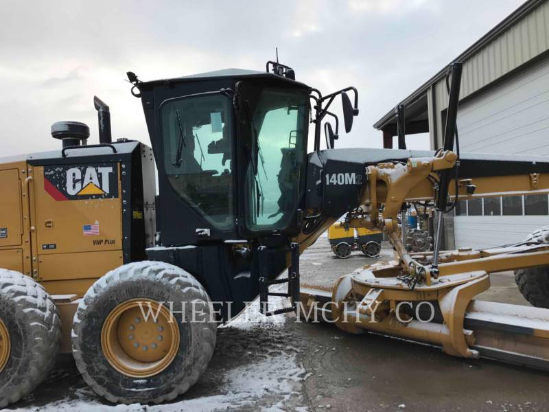 CATERPILLAR MOTOR GRADERS 140M2 equipment  photo 6