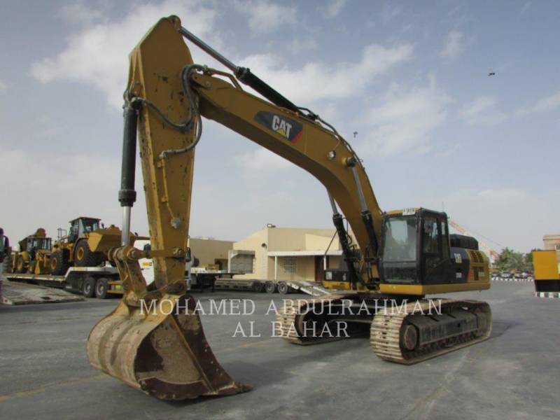 CATERPILLAR トラック油圧ショベル 336 D2 L REACH equipment  photo 1