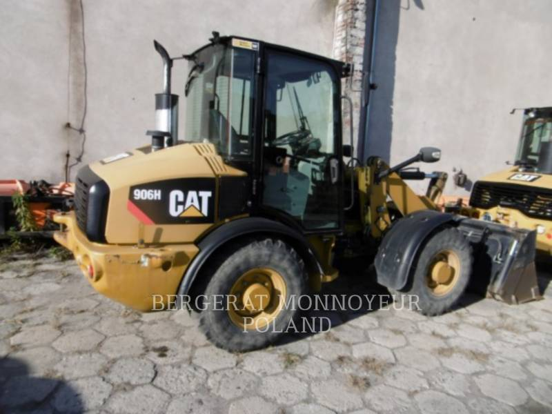 CATERPILLAR WHEEL LOADERS/INTEGRATED TOOLCARRIERS 906H equipment  photo 4