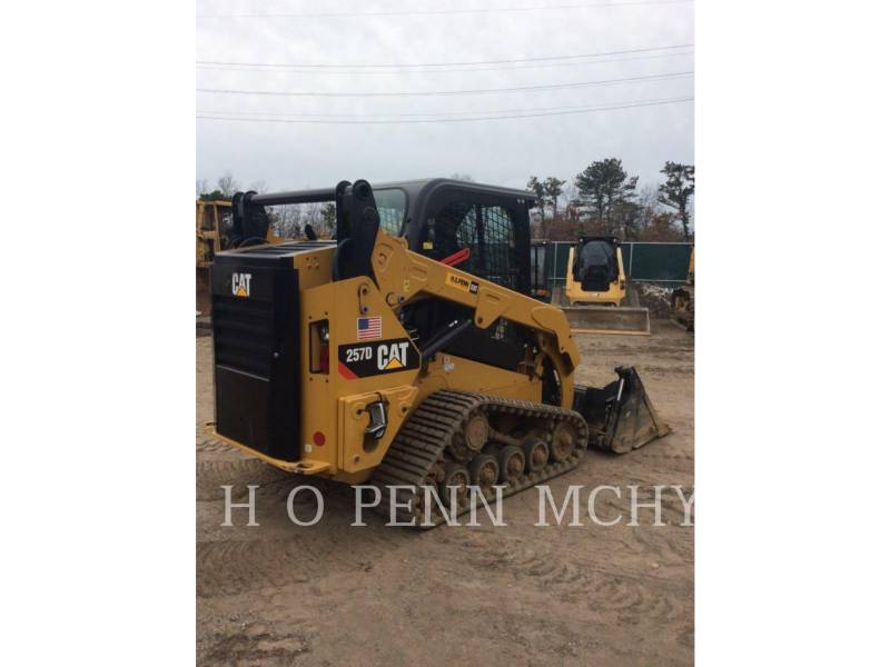 CATERPILLAR MULTI TERRAIN LOADERS 257 D equipment  photo 4