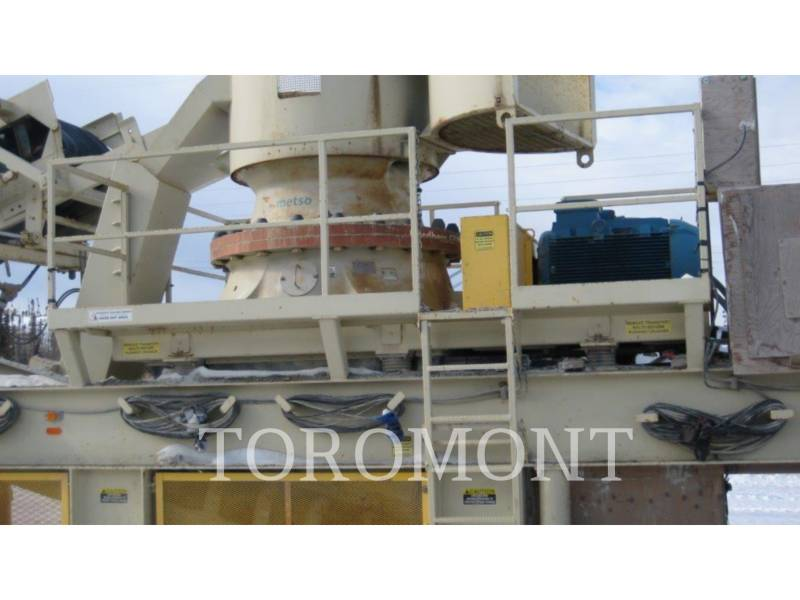 METSO CRUSHERS P300GP-IOC equipment  photo 4