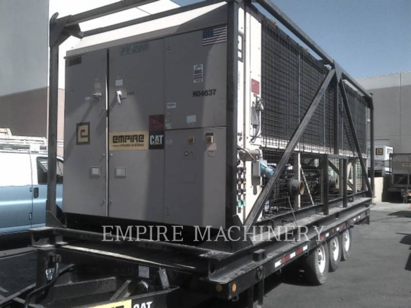 MISC - ENG DIVISION HVAC: HEATING, VENTILATION, AND AIR CONDITIONING (OBS) CHILL 200T equipment  photo 2