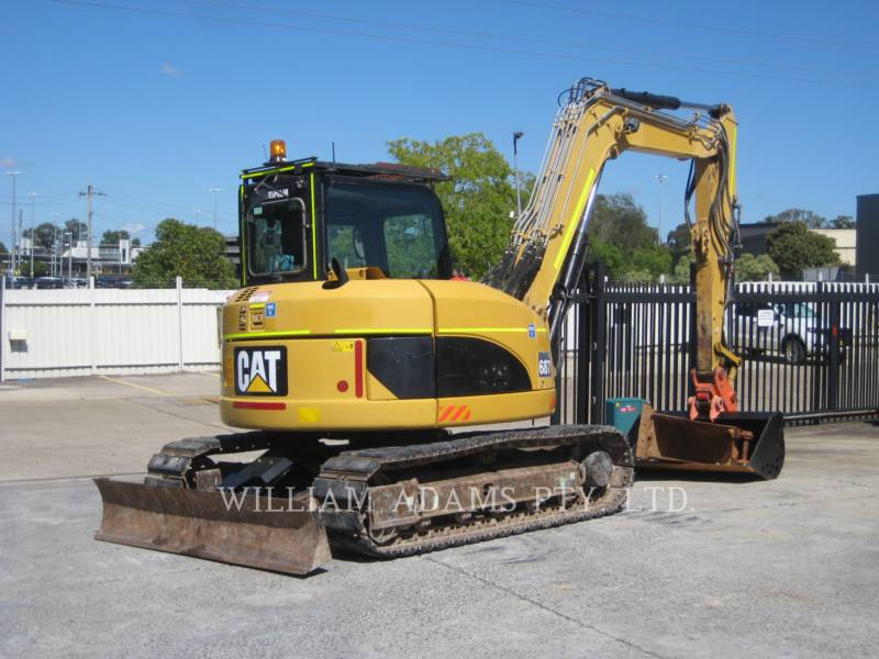 CATERPILLAR PELLES SUR CHAINES 308 D CR equipment  photo 1