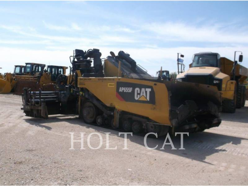 CATERPILLAR ASFALTATRICI AP655F equipment  photo 1