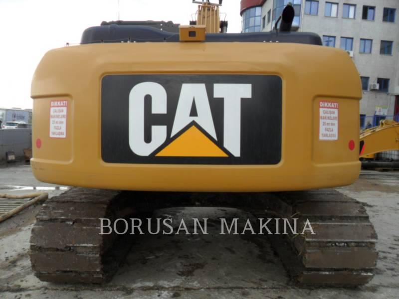 CATERPILLAR TRACK EXCAVATORS 323D2L equipment  photo 4
