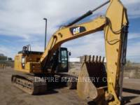 CATERPILLAR ESCAVATORI CINGOLATI 326FL equipment  photo 1