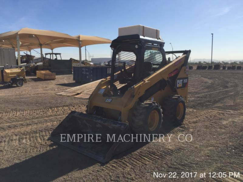 Caterpillar MINIÎNCĂRCĂTOARE RIGIDE MULTIFUNCŢIONALE 262D XPS equipment  photo 4