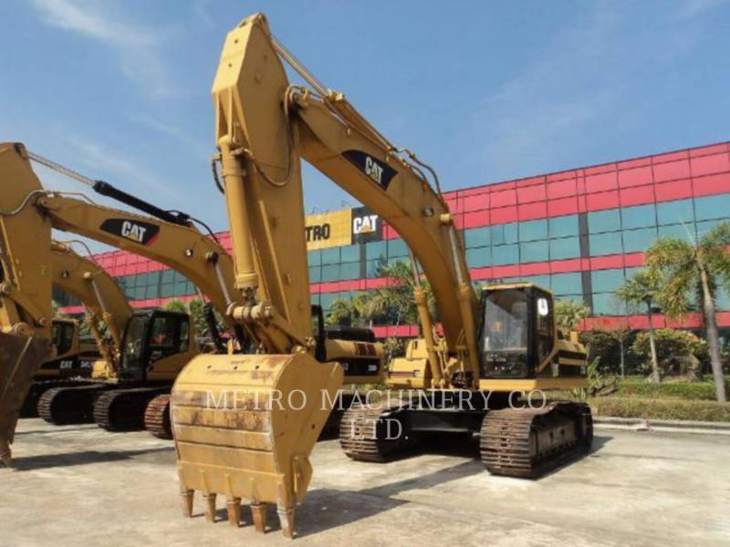 CATERPILLAR EXCAVADORAS DE CADENAS 330B equipment  photo 4
