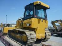 Equipment photo CATERPILLAR D4KLGP TRACK TYPE TRACTORS 1