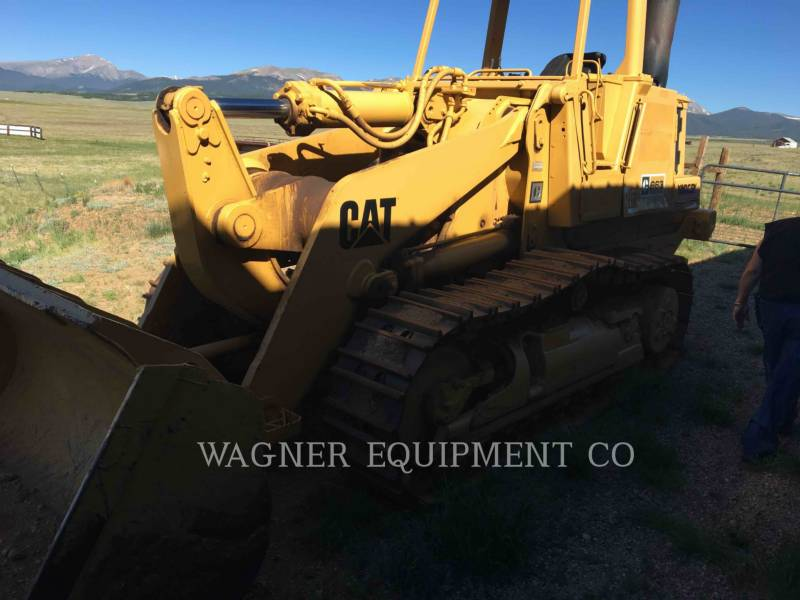 CATERPILLAR PALE CINGOLATE 963 equipment  photo 1