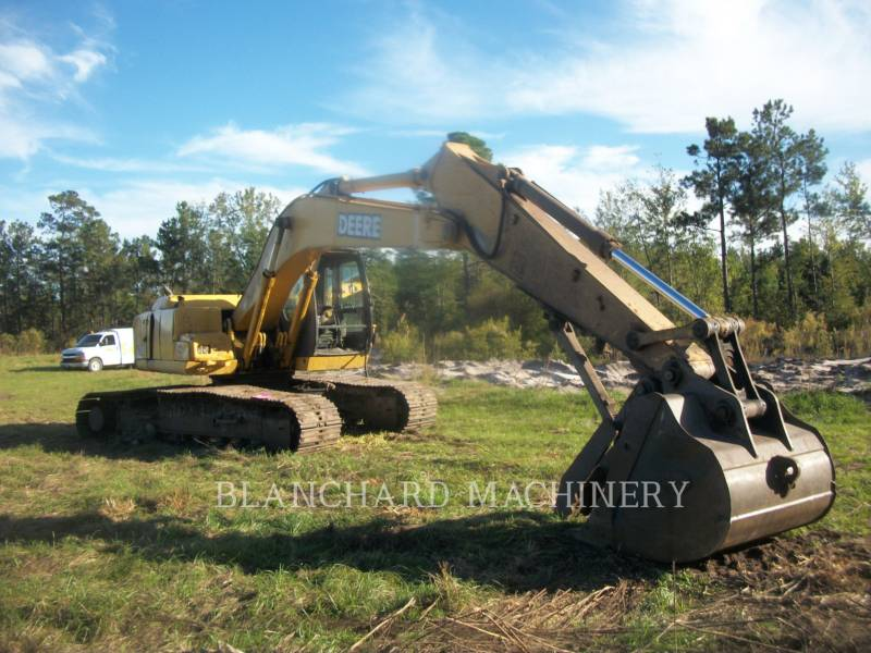 JOHN DEERE KETTEN-HYDRAULIKBAGGER 200LC equipment  photo 1