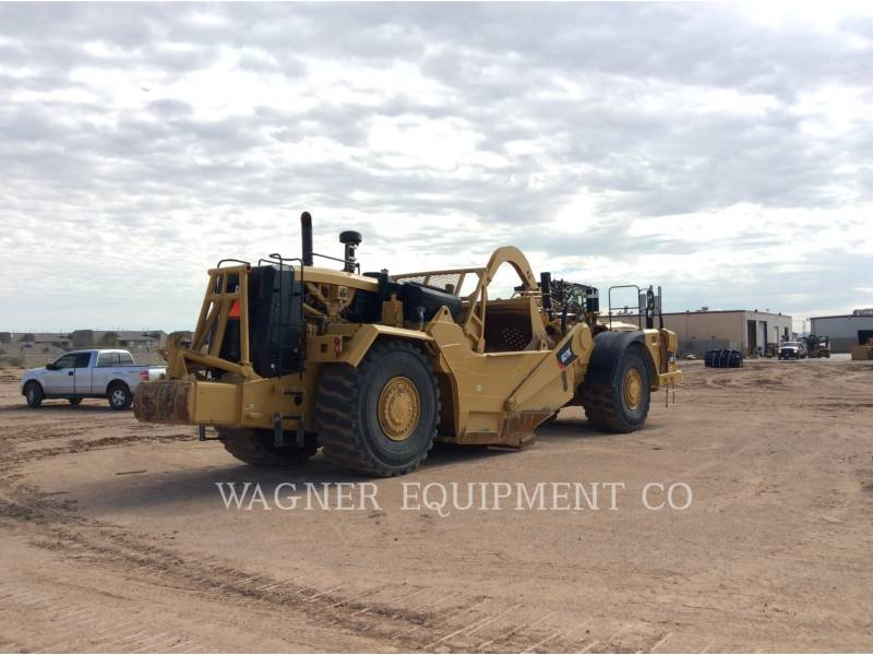 CATERPILLAR MOTOESCREPAS 627K equipment  photo 3