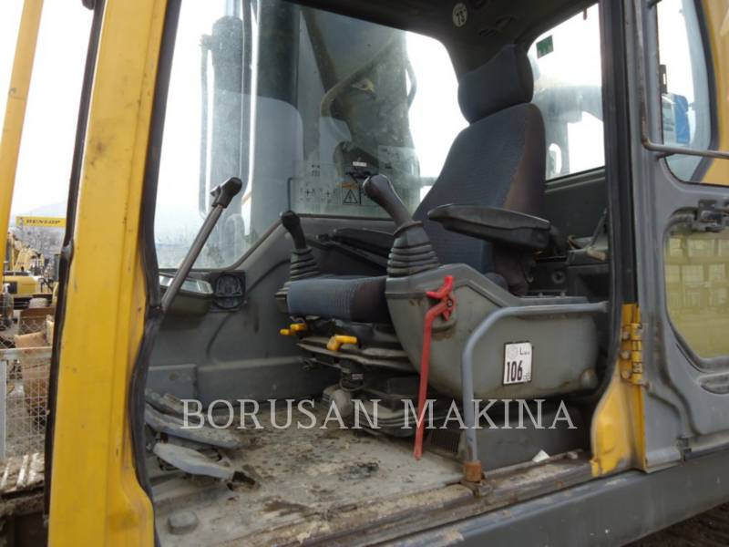 VOLVO PELLE MINIERE EN BUTTE EC290 equipment  photo 7