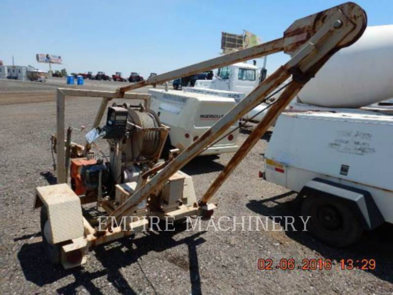 OTHER US MFGRS OTROS SRP50-T equipment  photo 2