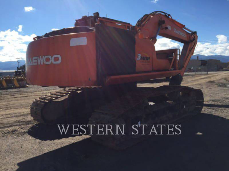DAEWOO FORESTRY - LOG LOADERS DAWO 220FM equipment  photo 4