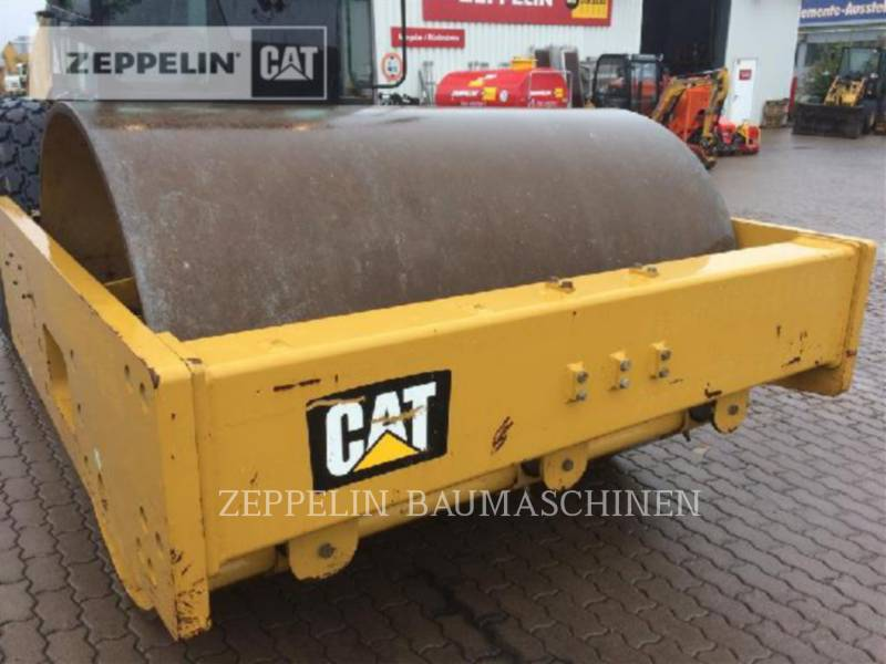 CATERPILLAR COMPACTADORES DE SUELOS CS66B equipment  photo 8