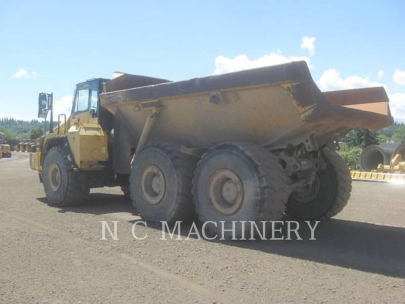 KOMATSU CAMINHÕES ARTICULADOS HM400-2 equipment  photo 4