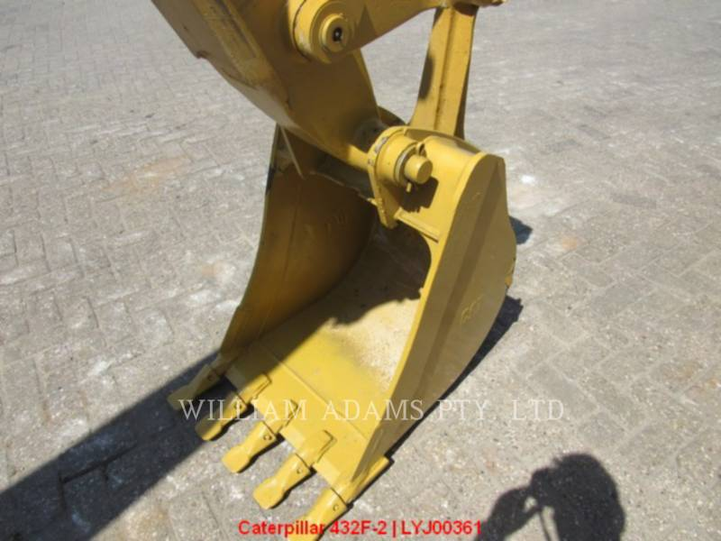 CATERPILLAR BACKHOE LOADERS 432F2LRC equipment  photo 22