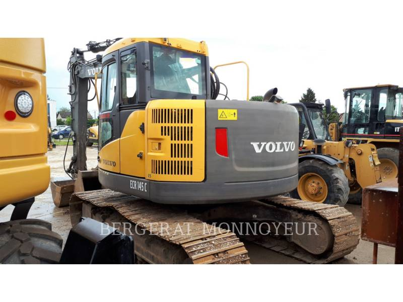 VOLVO CONSTRUCTION EQUIPMENT EXCAVADORAS DE CADENAS ECR145CL equipment  photo 4