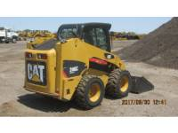 CATERPILLAR MINICARGADORAS 246C equipment  photo 3