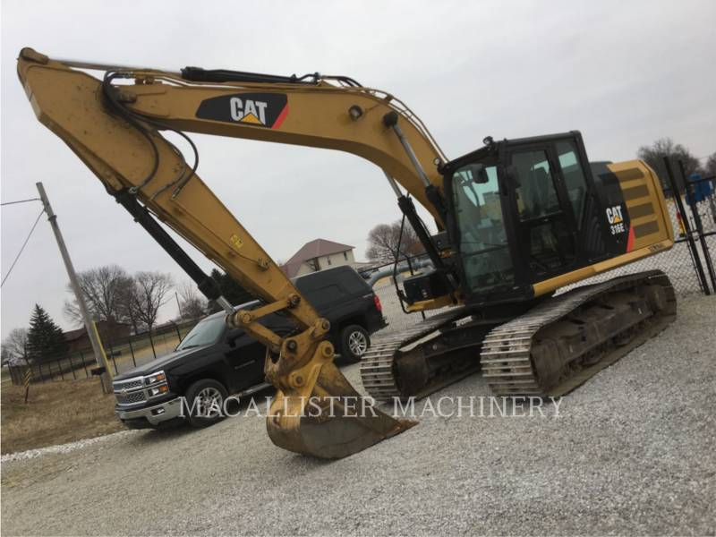 CATERPILLAR トラック油圧ショベル 316EL equipment  photo 1