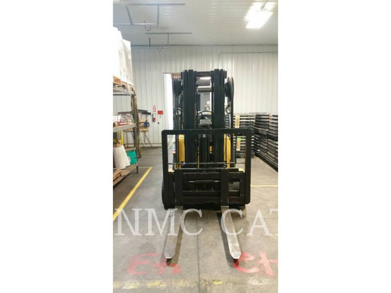 CATERPILLAR LIFT TRUCKS FORKLIFTS TC100D_MC equipment  photo 3