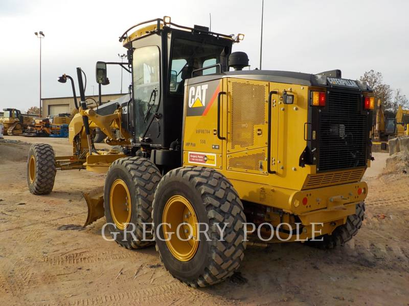 CATERPILLAR MOTOR GRADERS 12M equipment  photo 6