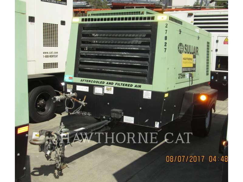SULLAIR COMPRESOR AER 375CHH/AF/DPQ/CA4 equipment  photo 1