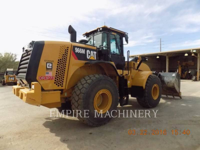 CATERPILLAR RADLADER/INDUSTRIE-RADLADER 966M equipment  photo 2