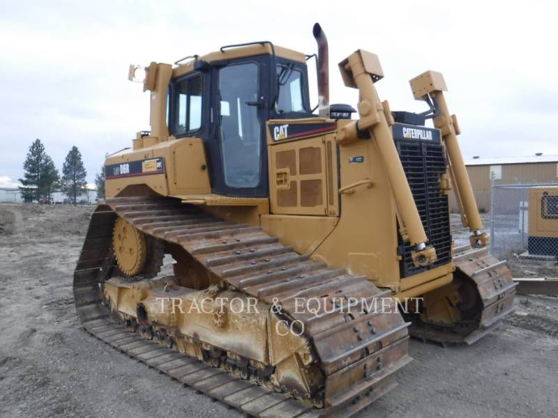 CATERPILLAR TRACK TYPE TRACTORS D6R LGP equipment  photo 2