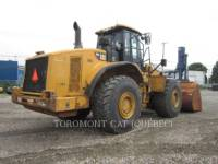 CATERPILLAR BERGBAU-RADLADER 980H equipment  photo 4